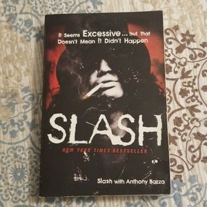 Slash Autobiography